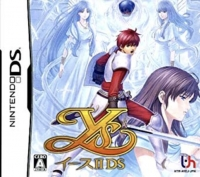 Ys II DS Box Art