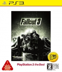 Fallout 3 - PlayStation 3 the Best Box Art
