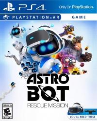 Astro Bot: Rescue Mission Box Art