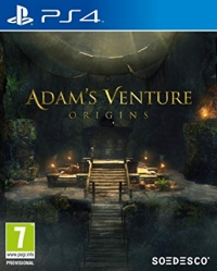 Adam´s Venture Origins Box Art