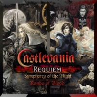 Castlevania Requiem: Symphony of the Night & Rondo of Blood Box Art