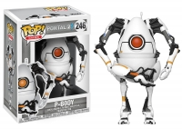 Funko POP! Games: Portal 2 - P-Body Box Art