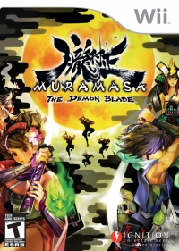 Muramasa: The Demon Blade Box Art