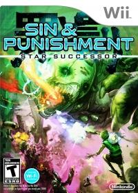 Sin & Punishment: Star Successor Box Art