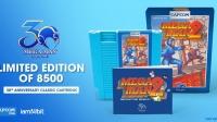 Mega Man 2 30th Anniversary Classic Cartridge Box Art