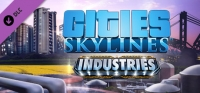 Cities: Skylines - Industries DLC Box Art