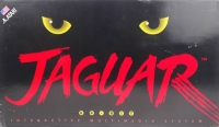 Atari Jaguar [EU] Box Art