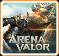 Arena of Valor Box Art