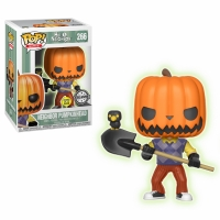 Funko POP! Games: Hello Neighbor - Neighbor Pumpkinhead Box Art