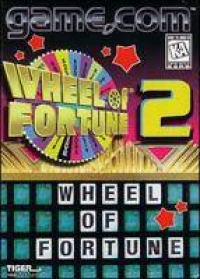 Wheel of Fortune 2 Box Art