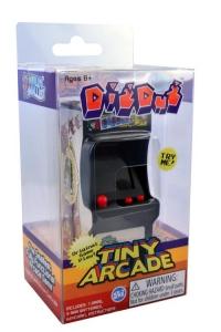 Tiny Arcade - Dig Dug Box Art