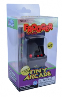 Tiny Arcade - Frogger Box Art