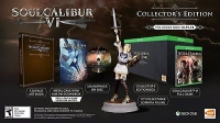 SoulCalibur VI - Collector's Edition Box Art