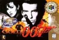 GoldenEye 007 - Players Choice Box Art