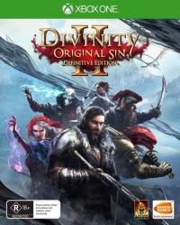 Divinity: Original Sin II - Definitive Edition Box Art