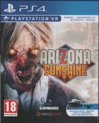Arizona Sunshine [NL][DE][IT][FR] Box Art