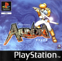 Adventures of Alundra, The Box Art