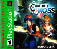 Chrono Cross - Greatest Hits (Square-Enix, black discs) Box Art