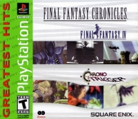 Final Fantasy Chronicles - Greatest Hits Box Art