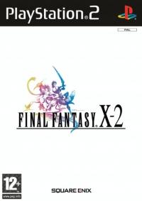 Final Fantasy X-2 Box Art