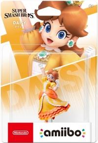 Daisy - Super Smash Bros. Box Art
