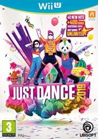 Just Dance 2019 [UK] Box Art