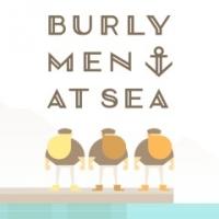 Burly Men at Sea Box Art