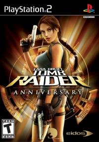 Lara Croft Tomb Raider: Anniversary Box Art