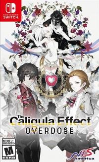 Caligula Effect, The: Overdose Box Art