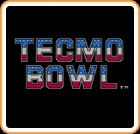 Tecmo Bowl Box Art