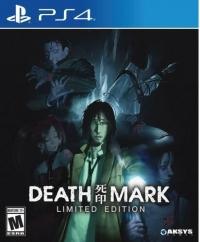 Death Mark - Limited Edition Box Art