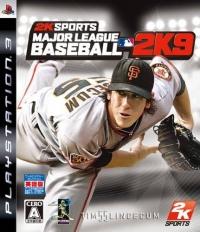 Major League Baseball 2K9 Box Art