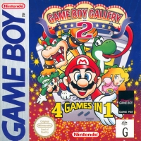 Game Boy Gallery 2 Box Art