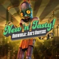 Oddworld: New 'n' Tasty! Box Art