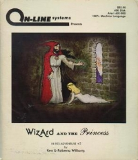 Wizard and the Princess Box Art