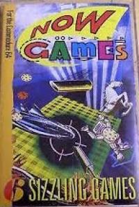 Now Games Box Art