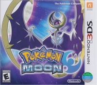 Pokémon Moon (U.A.E./Saudi Arabia/Malaysia/Singapore) Box Art
