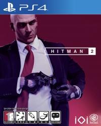 Hitman 2 Box Art