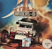African Raiders-01 Box Art