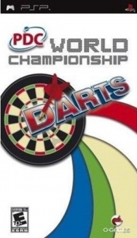 PDC World Championship Darts Box Art