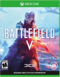Battlefield V Box Art
