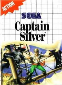 Captain Silver (Sega for the 90's) Box Art