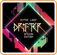 Hyper Light Drifter - Special Edition Box Art