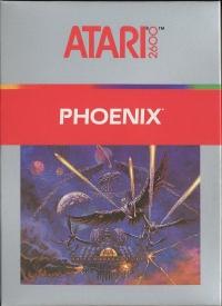 Phoenix (Gray Label) Box Art