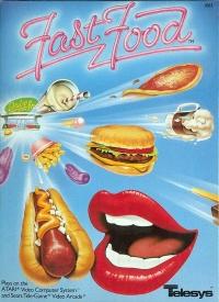 Fast Food (Standard Label) Box Art