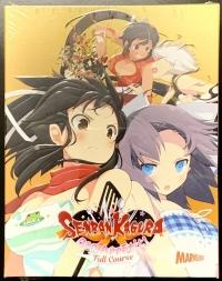 Senran Kagura: Bon Appétit! Full Course - Collector's Edition Box Art