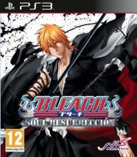 Bleach: Soul Resurrección [IT] Box Art