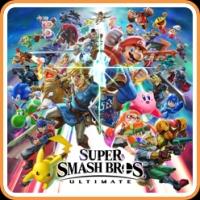 Super Smash Bros. Ultimate Box Art
