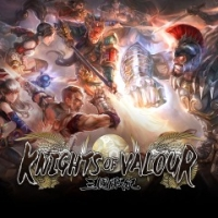 Knights of Valour Box Art