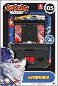 Arcade Classics #5 - Asteroids Box Art